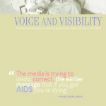 'Voice and Visibility – Frontline Perspectives on HIV News Reporting' Studies with GNP+ (2007)
