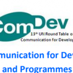 Facilitation Support for XIII United Nations Inter-Agency Round Table on Communication for Development (2014)